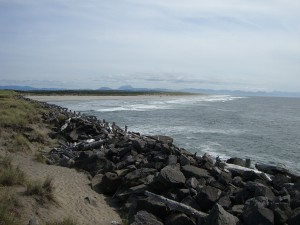 Mouth of Columbia River, Oregon