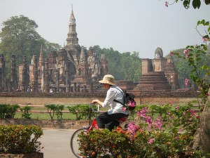 Biking in Thailand: Fit Travelers Have More Fun